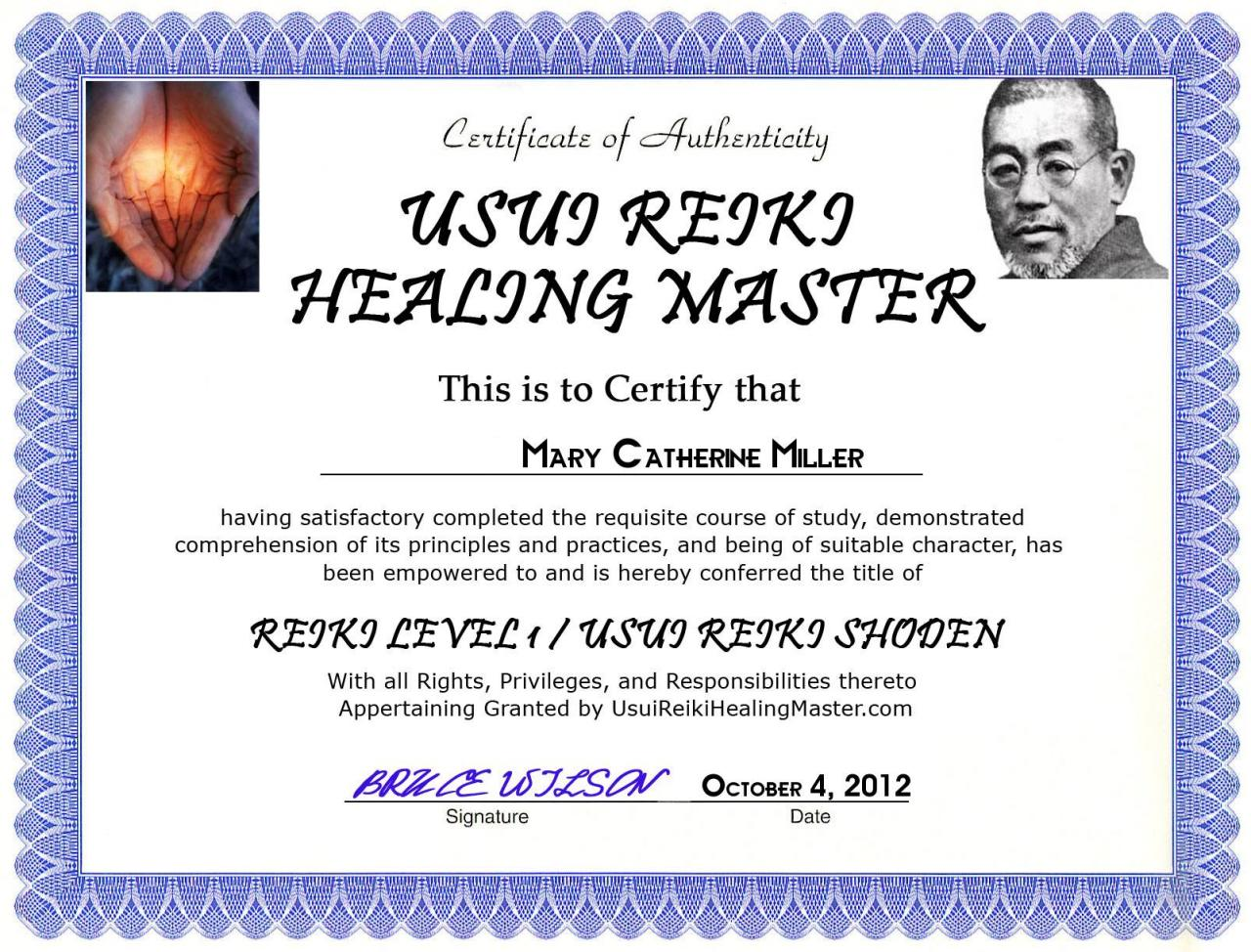 Free reiki certificate templates images templates example free free reiki certificate template download gallery certificate free reiki 1 certificate template image collections certificate reiki yadclub Image collections