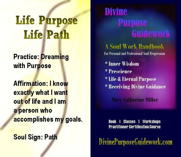 Life Purpose Affirmation Card