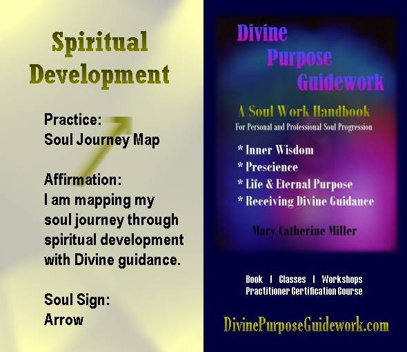 Spiritual Development Affirmation Card