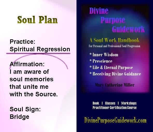 Soul Plan Affirmation Card