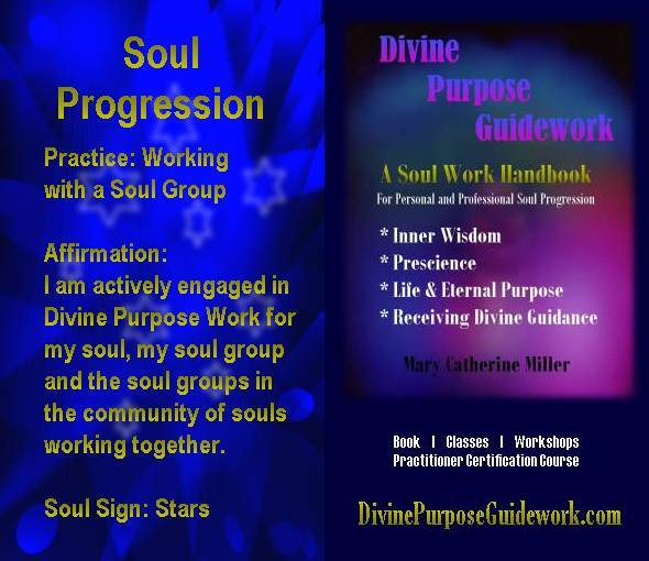 Soul Progression Affirmation Card