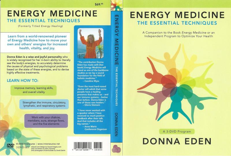 Energy Medicine, The Esential Techniques