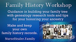 Family History Workshop