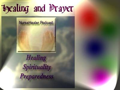 Healing and Prayer Class