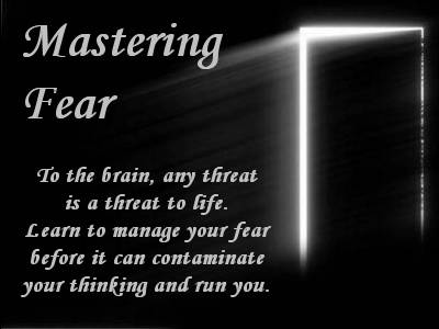 Mastering Fear Class