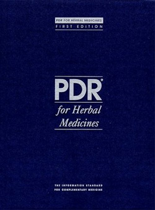 PDR for Herbal Medicines