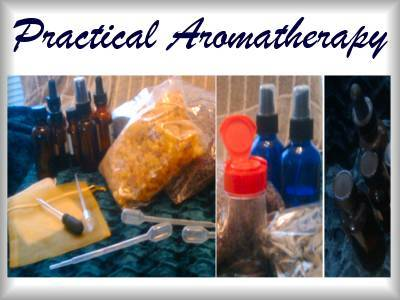 Practical Aromatherapy Class