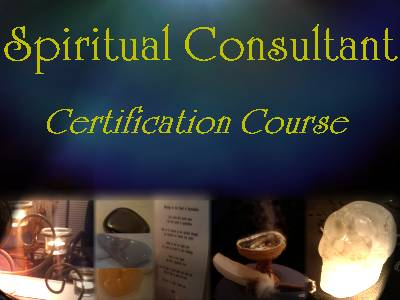 Spiritual Consultant Certification Course