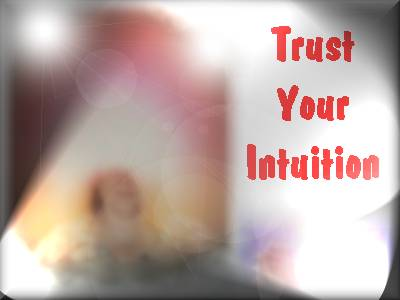 Trust Your Intuition Class